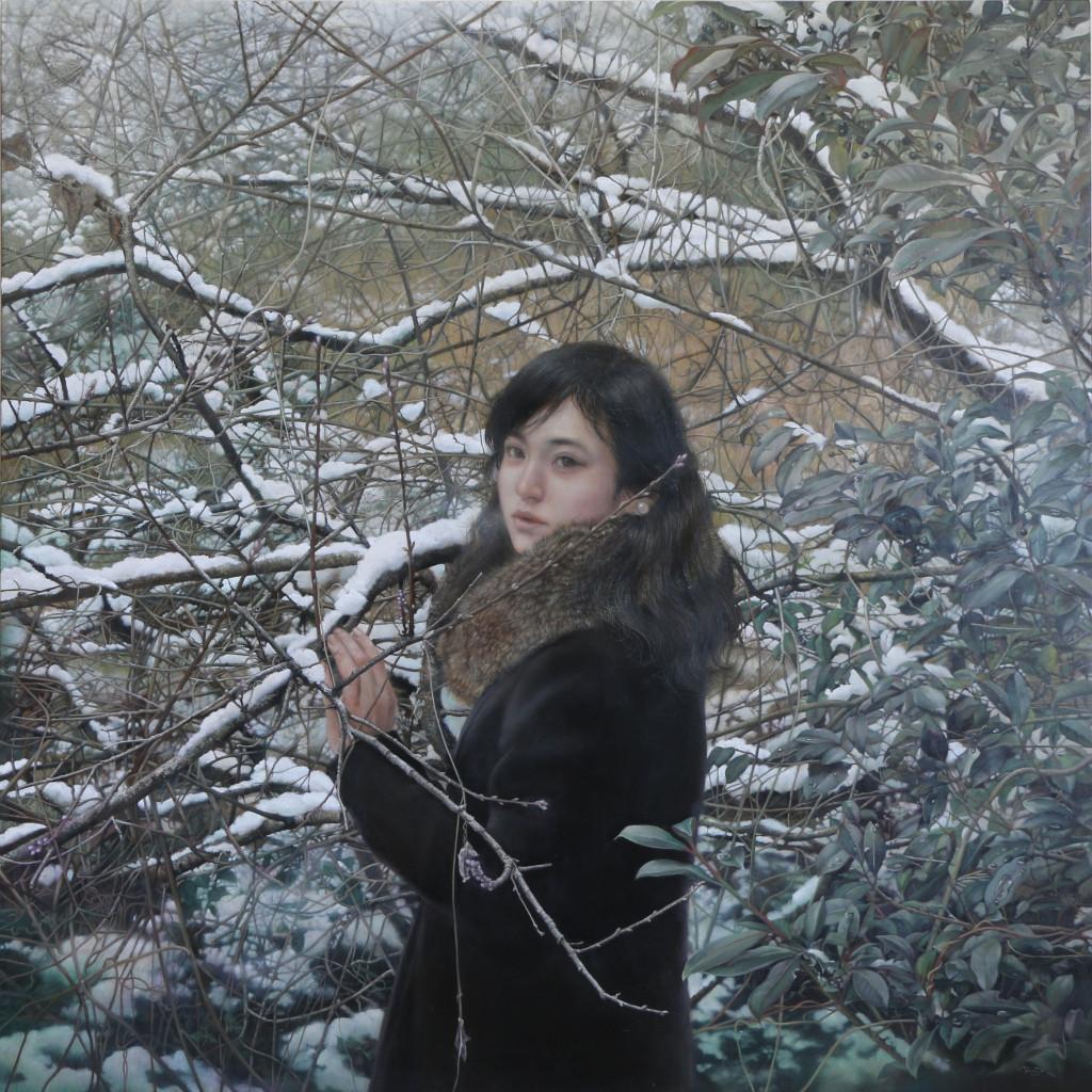 11「残光の雪」S30、2017年